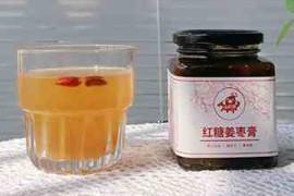 红糖姜枣膏的做法和比例
