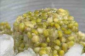 专家讲解:绿豆有很强的解毒和护肝的作用