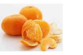 橘子吃多了小心上火