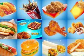 小孩经常吃快餐的危害