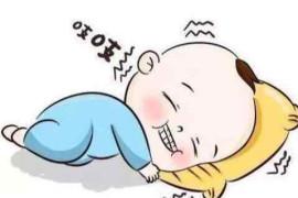 孩子磨牙是怎么回事睡觉磨牙