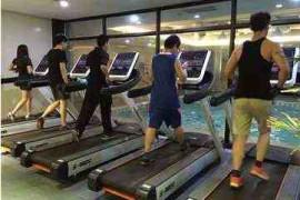 下午进行运动健身 可以有效缓解失眠