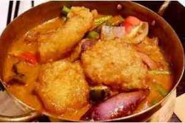 咖喱和鸡肉和鱼肉一起吃不会上火、是真的吗?