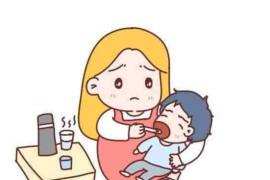 孩子经常感冒 可能使脾胃虚弱导致的