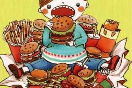 孩子吃太多的危害性