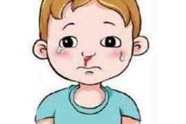 小孩流鼻血是什么原因