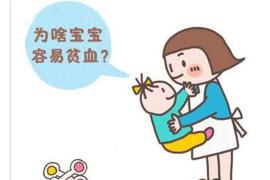 孩子容易贫血有可能是脾胃虚弱导致的