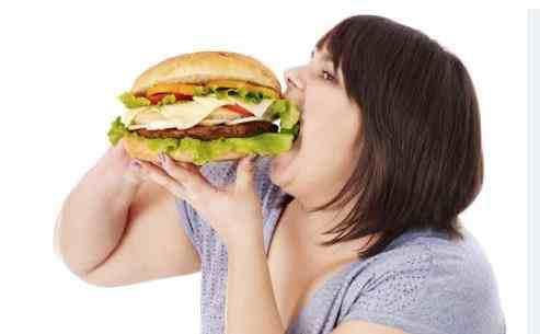 吃东西不节制 不爱运动 是导致痰湿的主要原因.jpg
