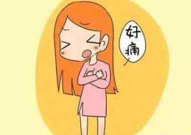 来月经前乳房胀痛怎么回事 如何缓解?.jpg