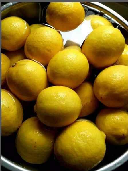柠檬膏的功效和作用 安岳柠檬