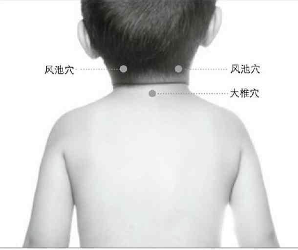 脾阳虚的孩子要按摩阳经的穴位,比如说大椎穴、风池穴等,提升阳气。.jpg