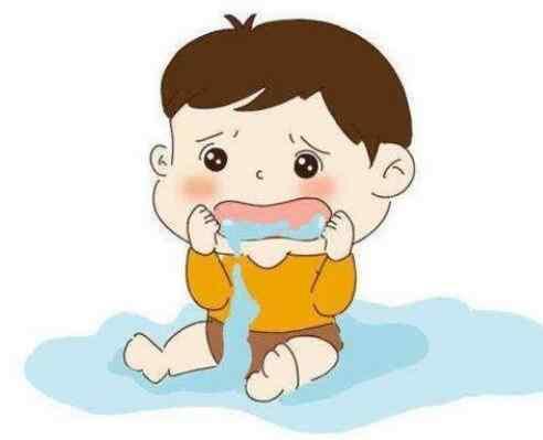 孩子舌体胖大、舌苔厚、爱流口水.jpg