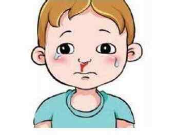 小孩流鼻血是什么原因.jpg