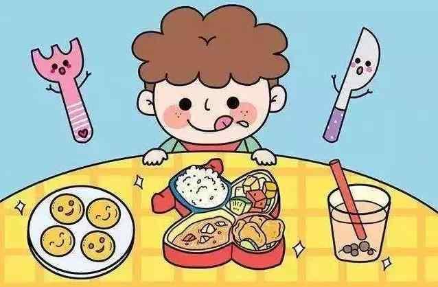 给孩子吃得过多、过好会让孩子脾虚.jpg